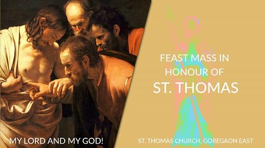 Parish Feast Preparation: Feast Day